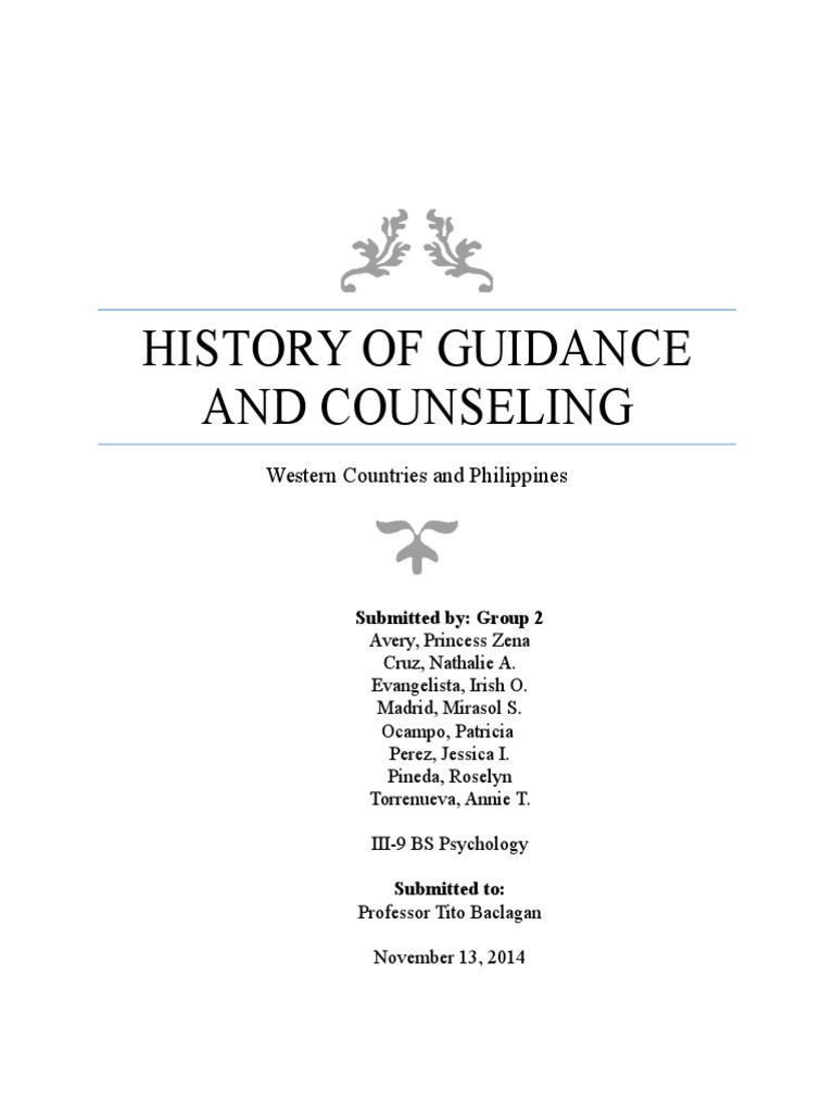 history of counseling Jessie b davis quincy agassiz shaw frank parsons committee of six boston new york national vocational guidance association national vocational guidan.