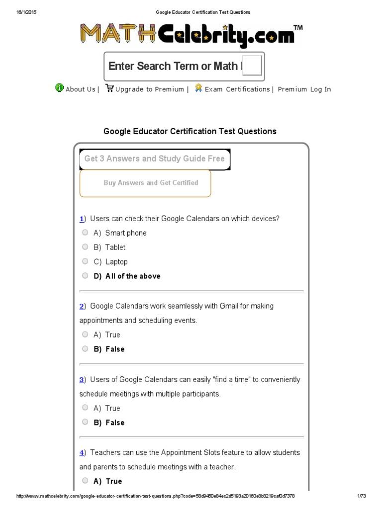 Download Google Certification Program: Chi-Hua Chen - DocShare.tips