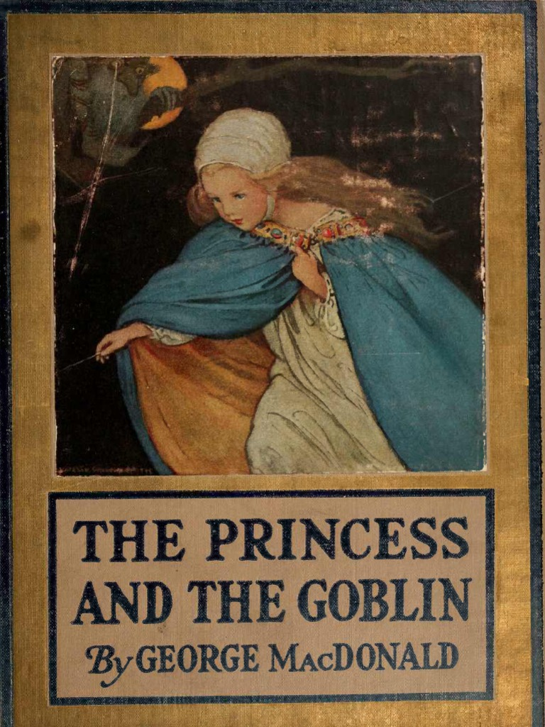 princess and the goblin novel movie essay