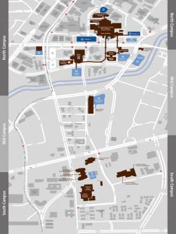 Hamline Campus Map Search Results Docshare Tips