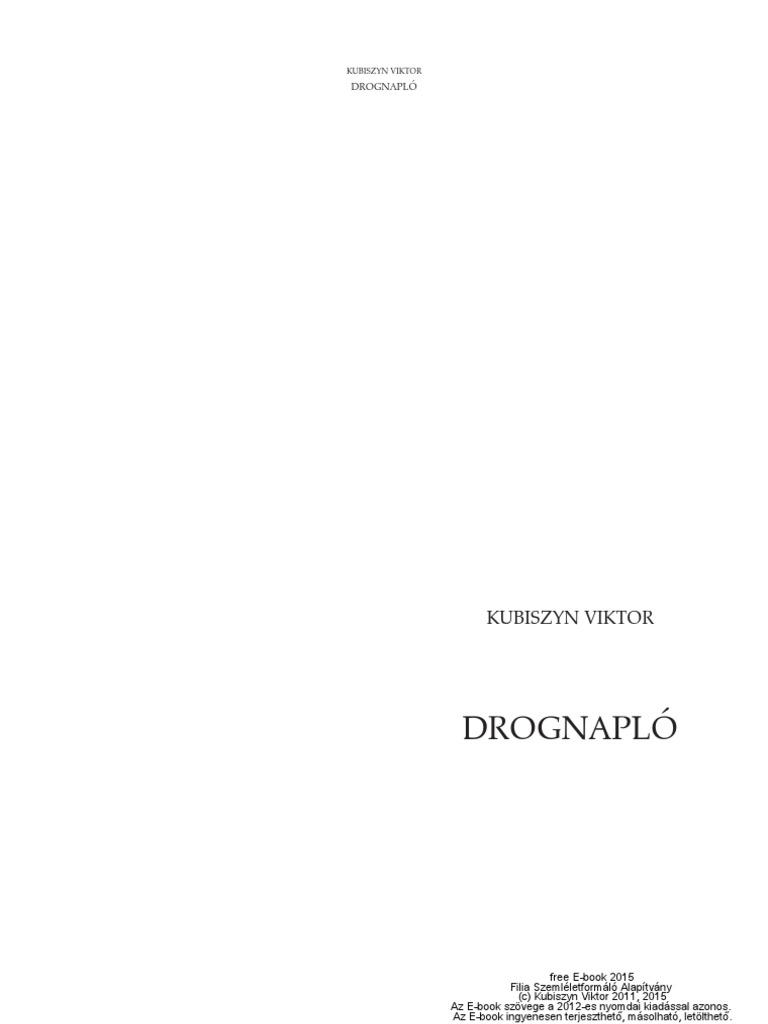 0216e9784a Kubiszyn Viktor Drognaplo - DocShare.tips