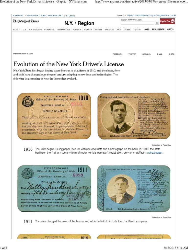 nys drivers license address change
