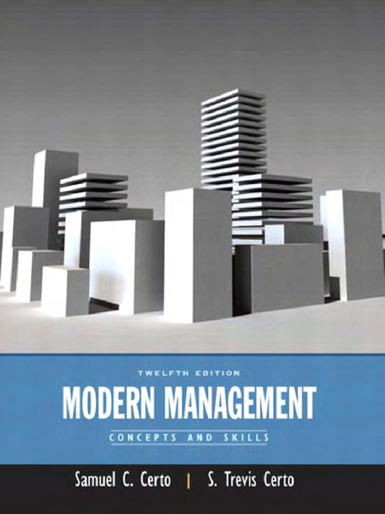 modern managment