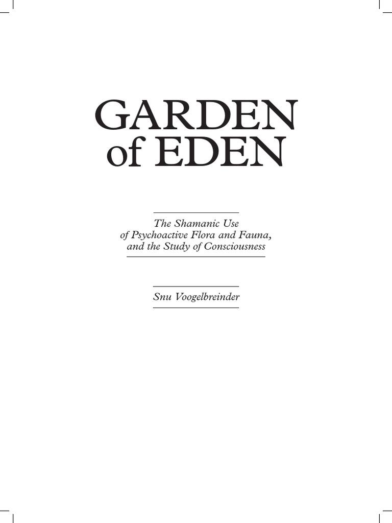 snu voogelbreinder - Garden of Eden - DocShare tips