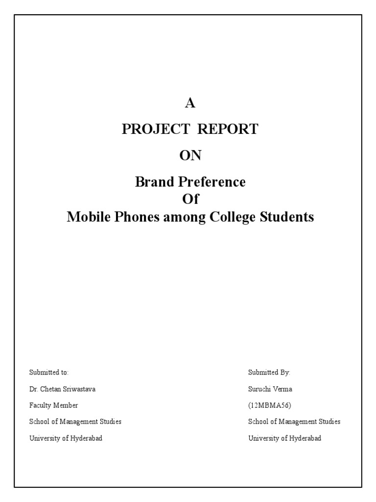 project on brand preference of electronic goods Theoretical framework of brand preference and consumer behaviour  unique are brand preference (eg, a certain make of automobile) or personal preference (eg, a food dish prepared in a specific way) other items that fall into this category are  placing their own brand on the products that they market.
