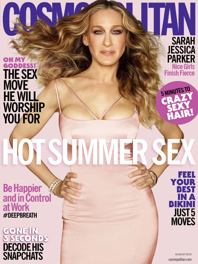 6ee81a12f633 Cosmopolitan - August 2015 USA - DocShare.tips