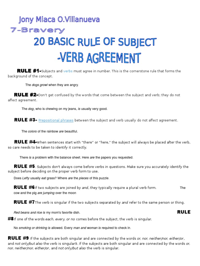 Rule Docshare