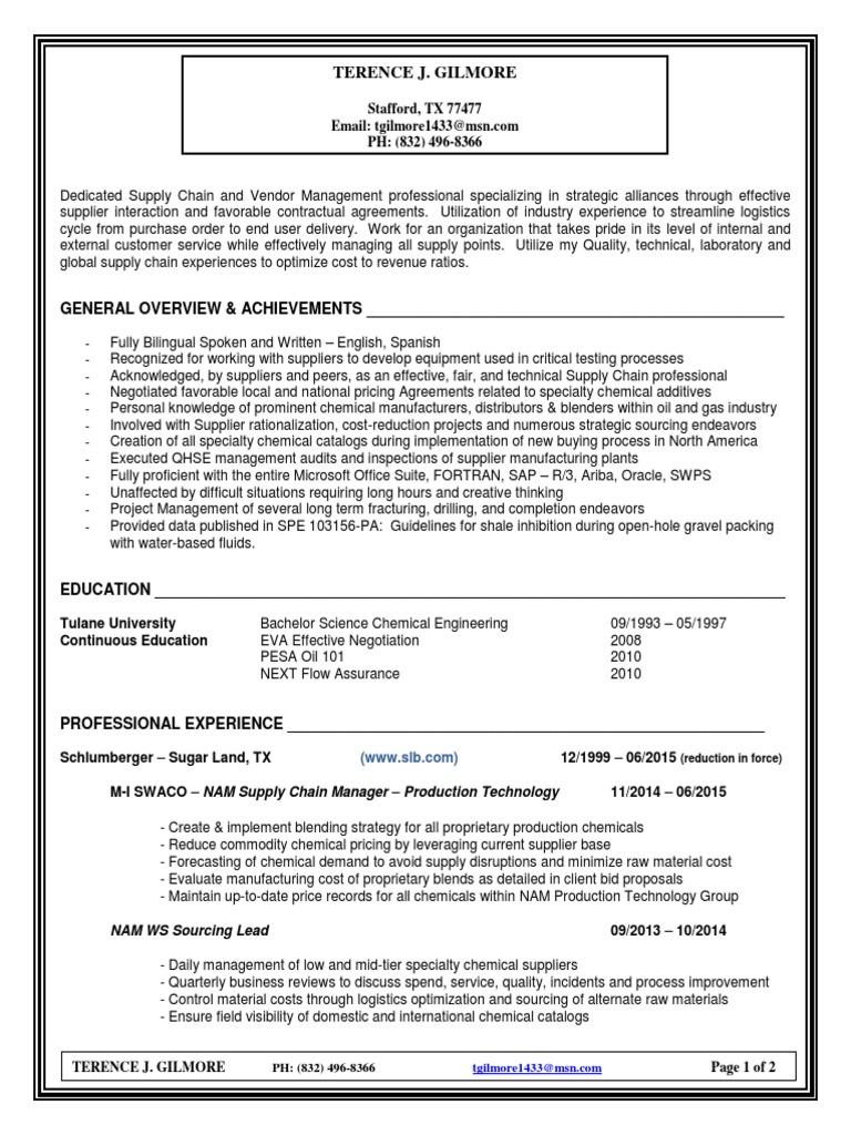 resume global sourcing manager resume format download pdf