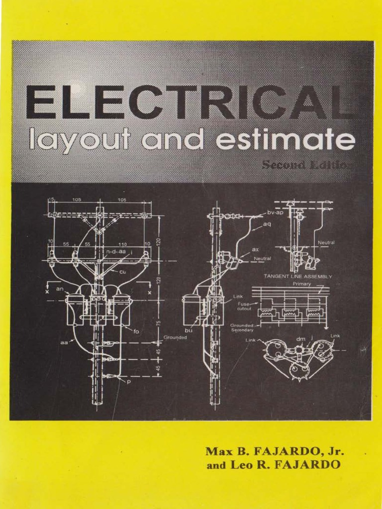 download fajardo, max, jr electrical layout and estimate (2nd Electrical Estimate Sample for a Job download fajardo, max, jr electrical layout and estimate (2nd edition) docshare tips