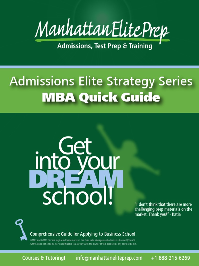 bba admission test prep