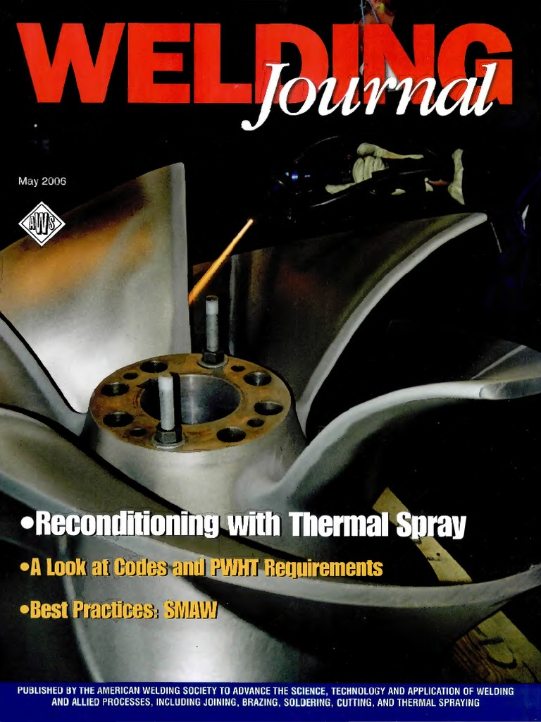 a31c076e4 Welding Journal May 2006 - DocShare.tips