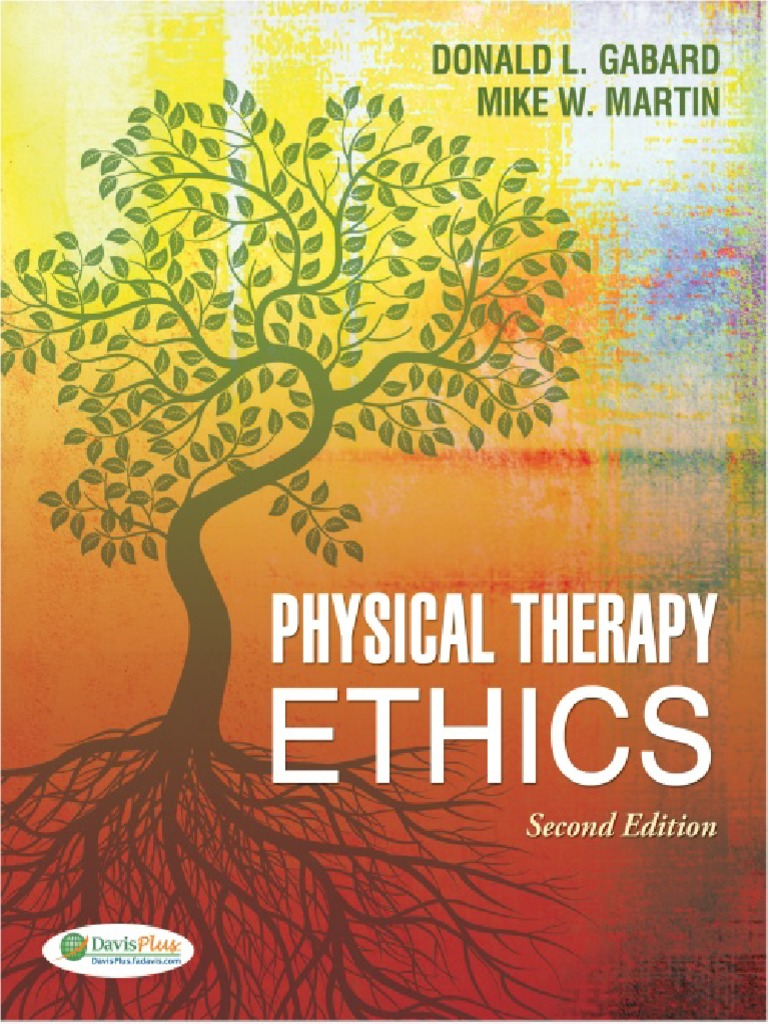 Physical therapy ethics gabard donald l srg docshare fandeluxe Choice Image