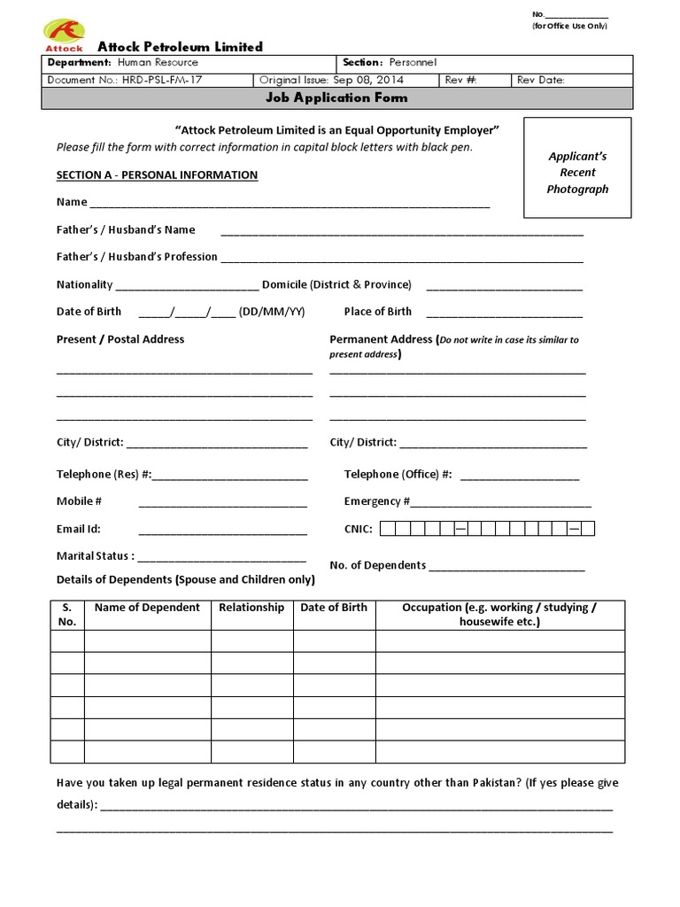 application form An application form is used to collect relevant and required information from an applicant there are a few different types of application form see examples, learn how to make one.