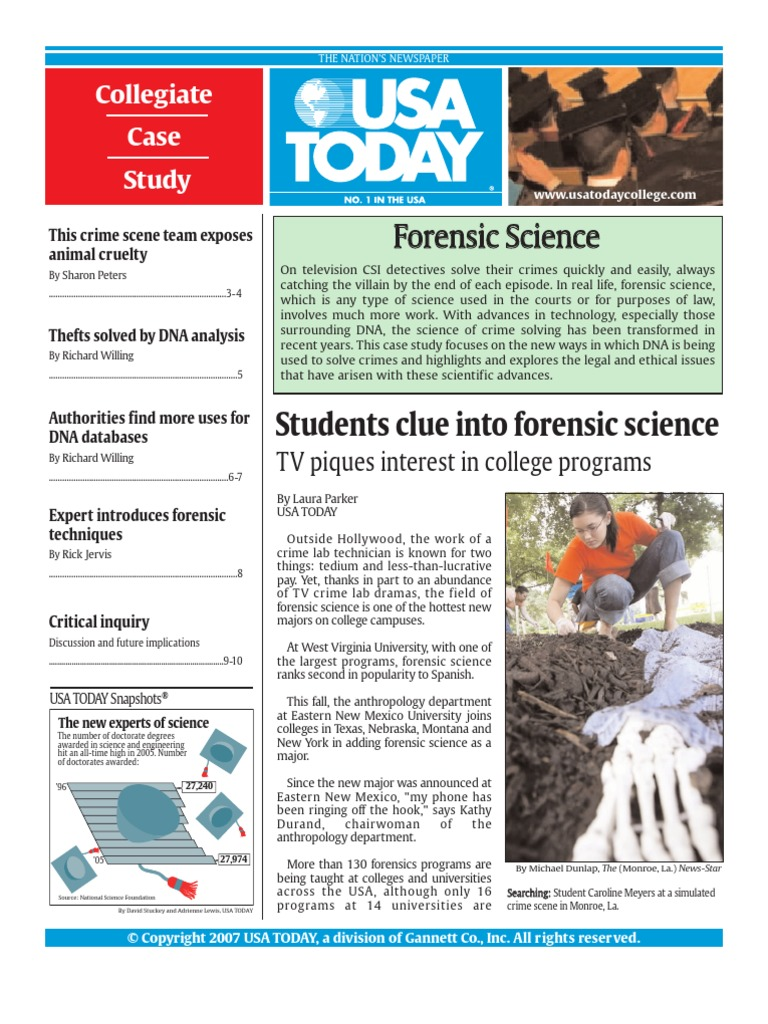 usatoday case study Usa today is a leading nationwide publisher and news destination covering current events, politics, finance, and more usa today's arena of interactive content sees a 63% increase in new users by promoting individual pieces of content.