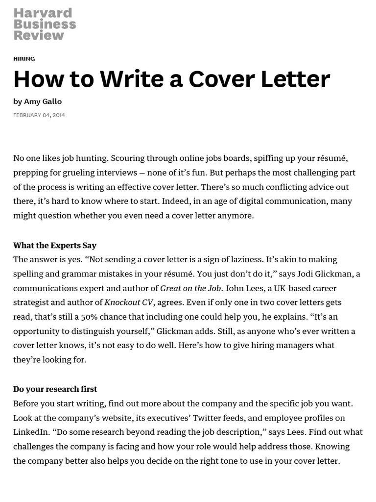 an effective resume and cover letter Whether you're writing a cover letter for the first time, or it's been awhile since it was necessary, sarmiento's complete guide to writing effective resume cover letters will arm you with all the basics to get noticed in today's competitive work force.