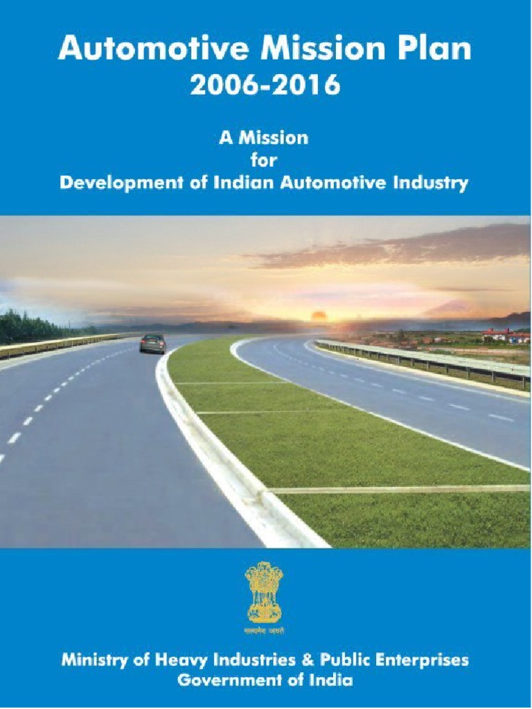 research paper on indian automobile industry Indian automobile industry has followed a robust growth path, growing at a cagr of 6 % over fy 2006-16 the industry can be categorized into subsectors passenger vehicles, commercial vehicles, three wheelers and two wheelers.