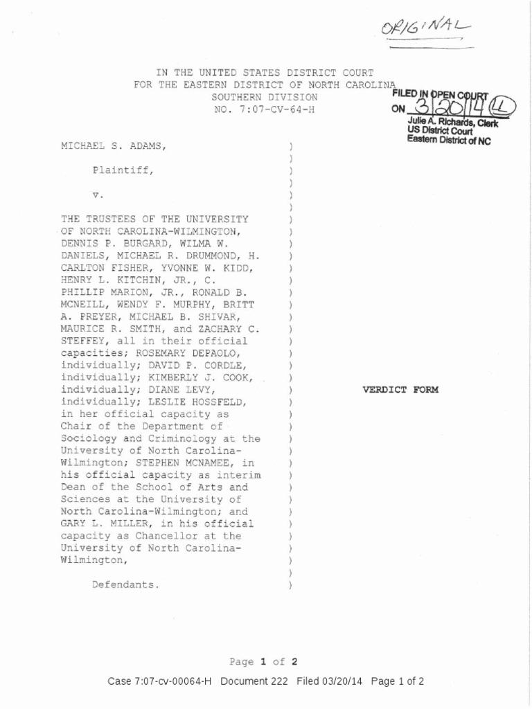 Download Ohio Blenderstrialproposed Jury Instructions Verdict