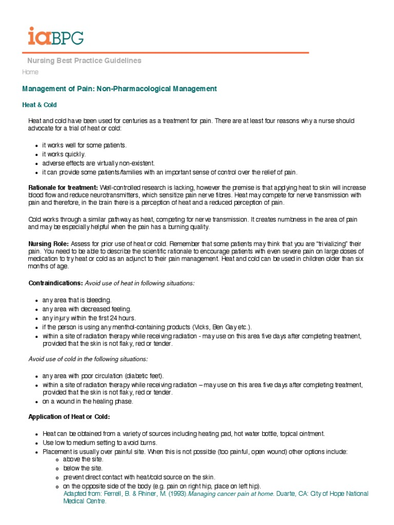 report and scale of pain management nursing essay Words: 788 length: 2 pages document type: essay paper #: 94300725 pain management within a nursing home there are many elderly people who have come to get care from the facilities most of the elderly people are suffering from chronic illnesses and due to these conditions they experience a lot of pain and discomfort.