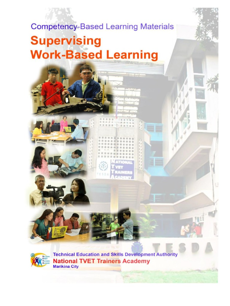 competency based learning materials