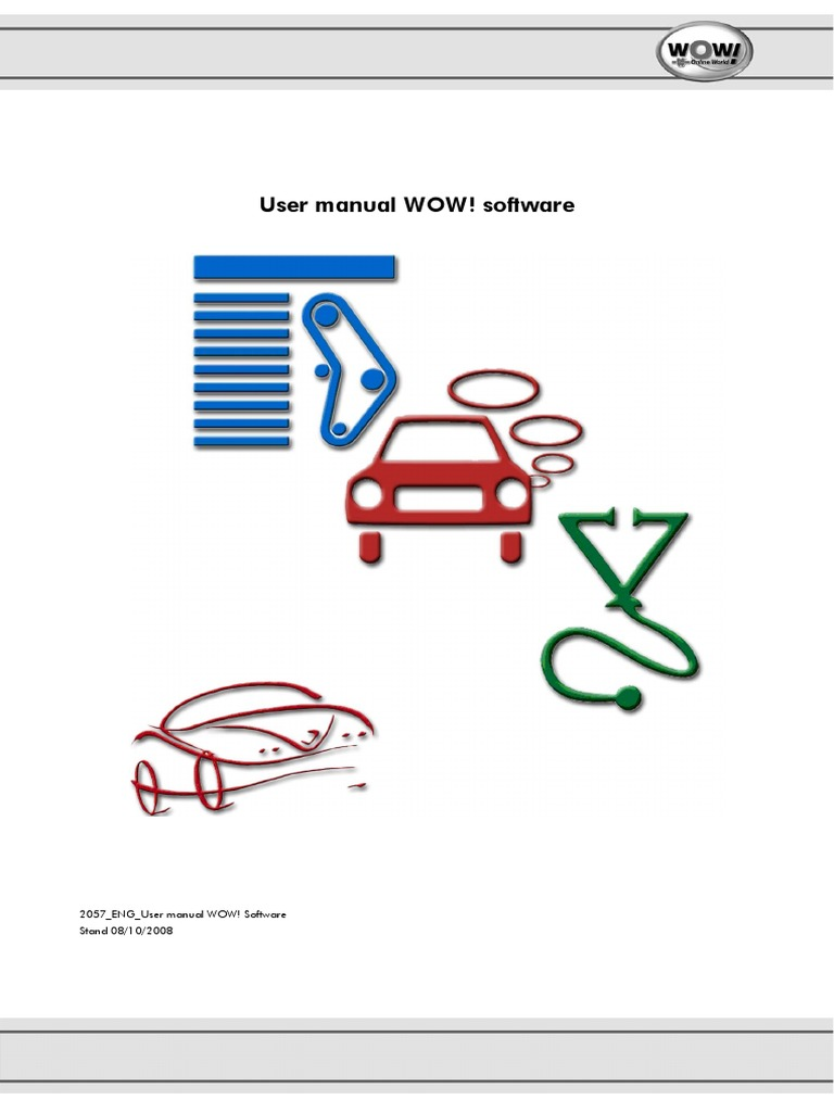 Wurth WoW! 4 User Manual - DocShare tips