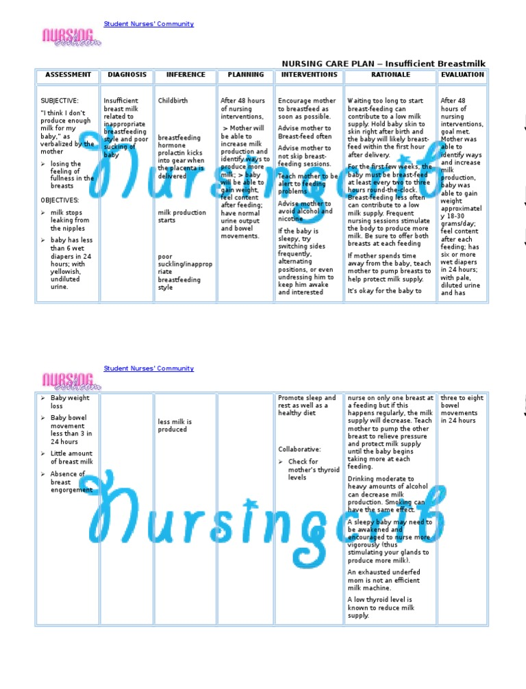 family care plan letter of instruction