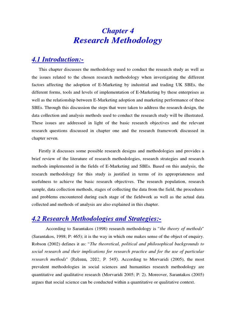the study of design research methodology essay Fundamentals of research methodology essay fundamentals of research methodology paper psychology is a discipline which seeks to study the thoughts and actions of men in a scientific way.