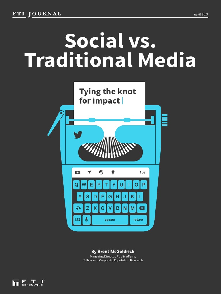 traditional media Usage of traditional media in communication for development the use of traditional folk media in development is not new for many years they have attracted the attention of communication professionals as an alternative or a complement to modern mass media.