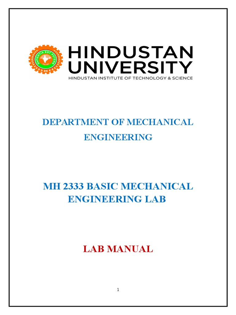 download transportation engineering lab manual docshare tips rh docshare tips mechanical engineering lab manuals pdf Engineering Design Lab