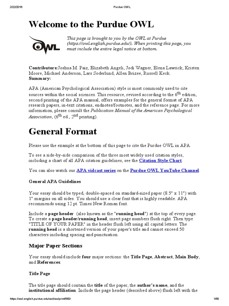 apa style references research paper Note that on easybibcom, when using the easybib citation generator, it will format your references list, alphabetized and indented, and ready to hand in how to format an apa style paper: your teacher may want you to format your paper using apa's guidelines.
