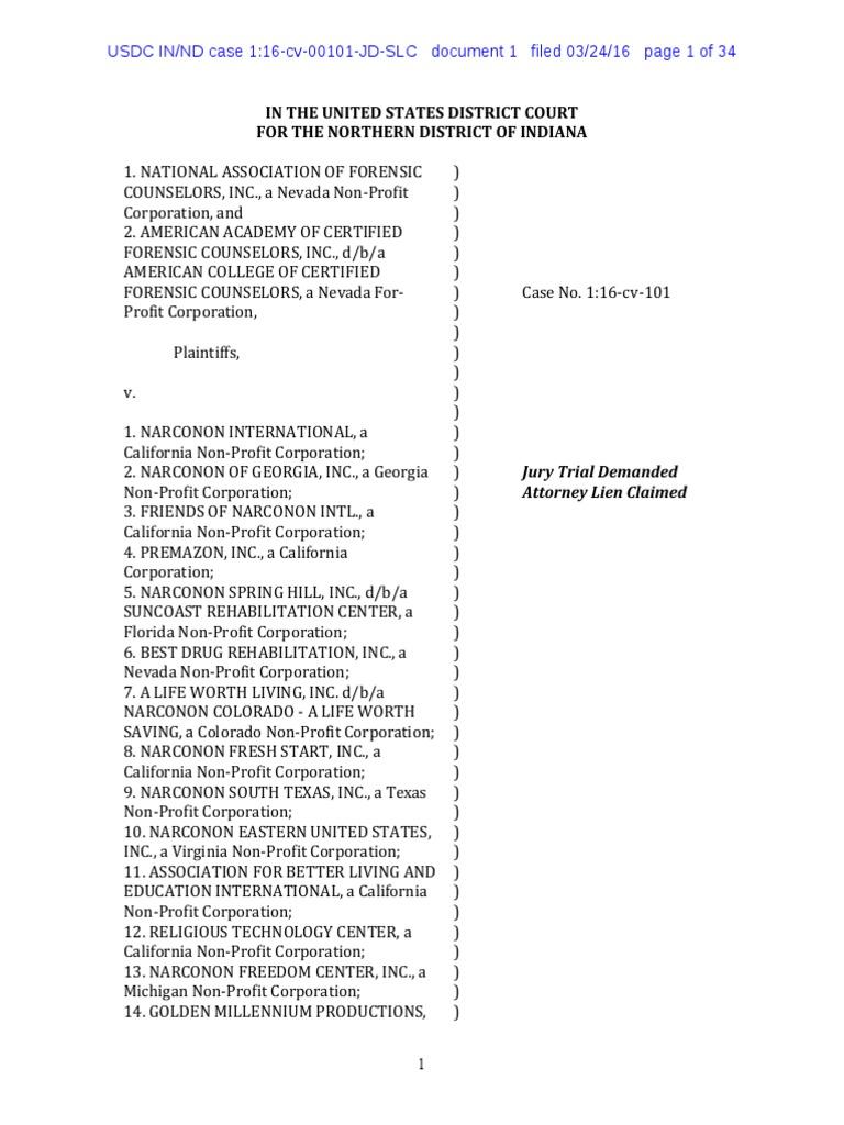 Download Nafc V Scientology Joint Application For Responsive