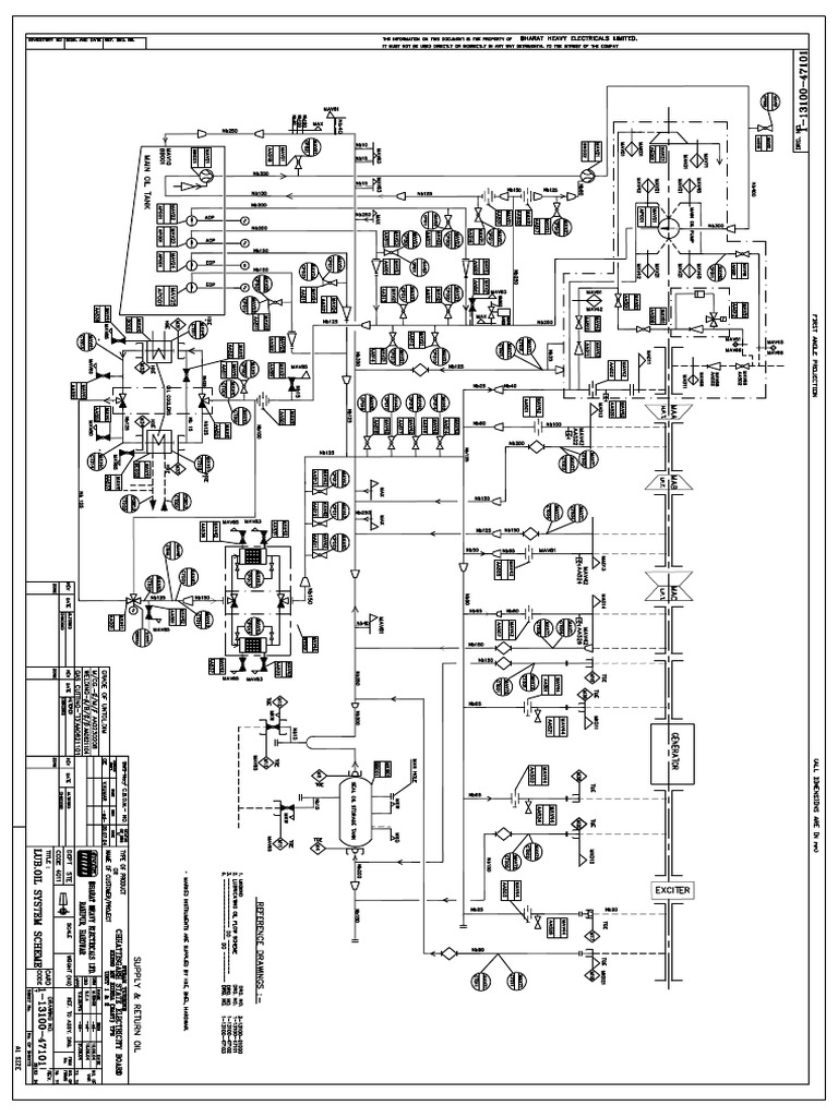 Download Lube Oil Heater Logic P Id Diagram Pid System