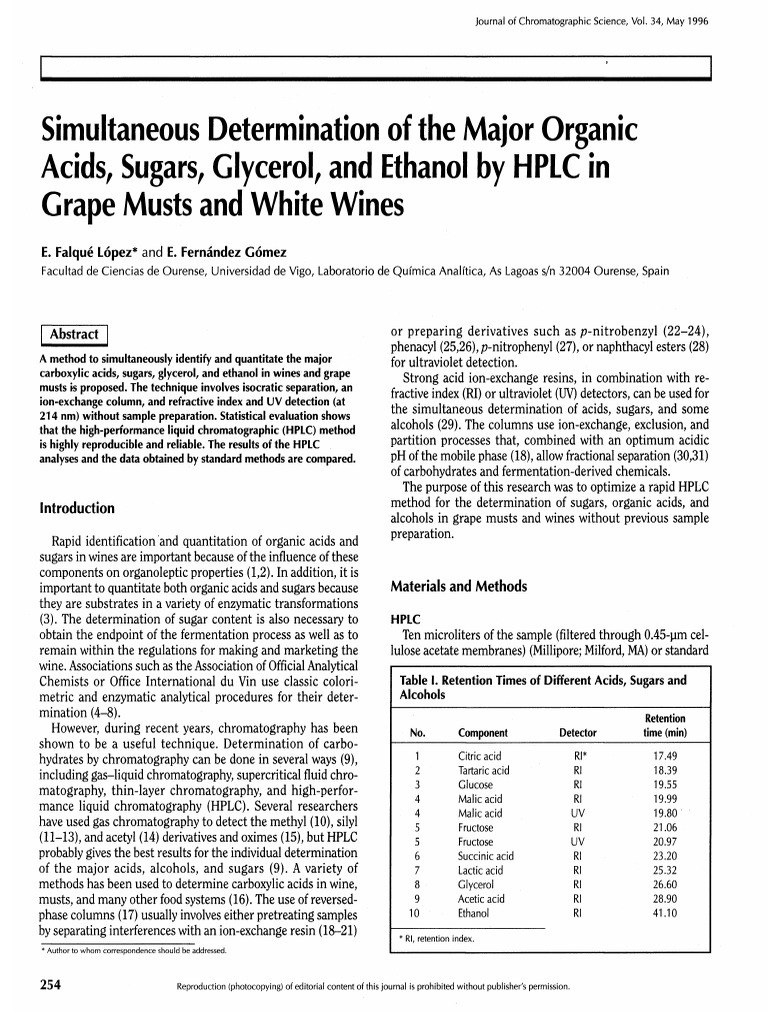 gas chromatographic determination of the ethanol Gcms - 2 gas chromatography - mass spectrometry gc-ms analysis of ethanol and benzene in gasoline  introduction the united states and most of the world are exceedingly dependent on fossil fuels for.