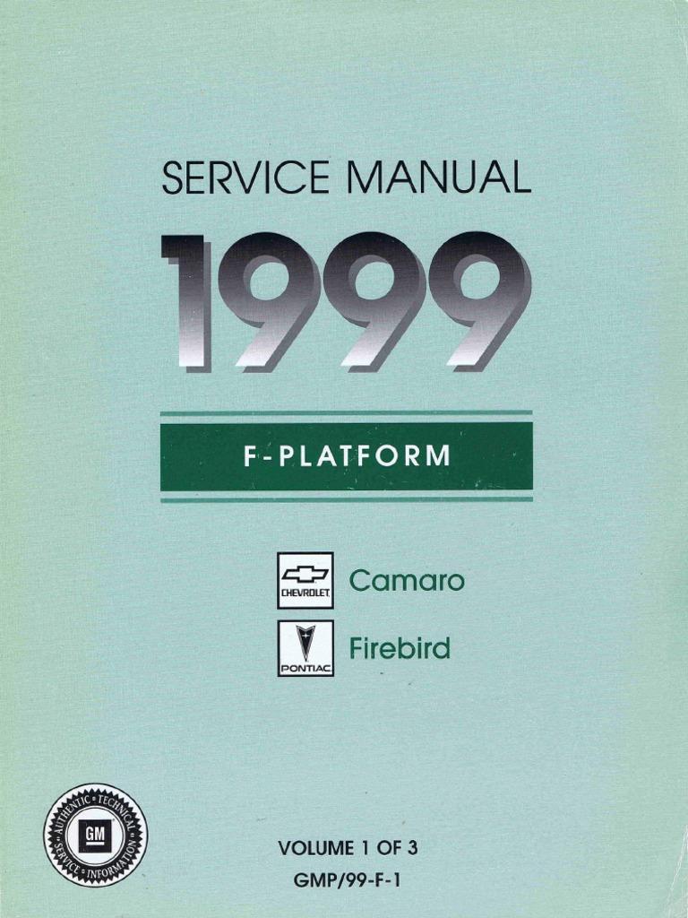 99 camaro service manual open source user manual u2022 rh dramatic varieties com 2004 Camaro 1996 camaro service manual pdf