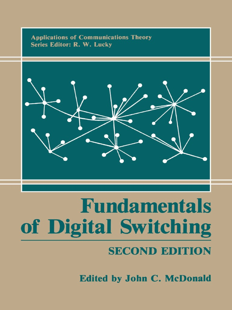Digital Switching Ebook John C Mcdonald Edsbookzzorg Linear Integrated Circuits By D Roy Choudhary S B Jain 4th