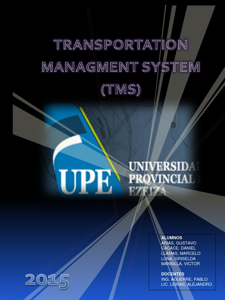 transportation management system tms Logistics solutions providers, logistics it, supply chain, transportation management systems (tms), transportation investing in the right transportation management system.