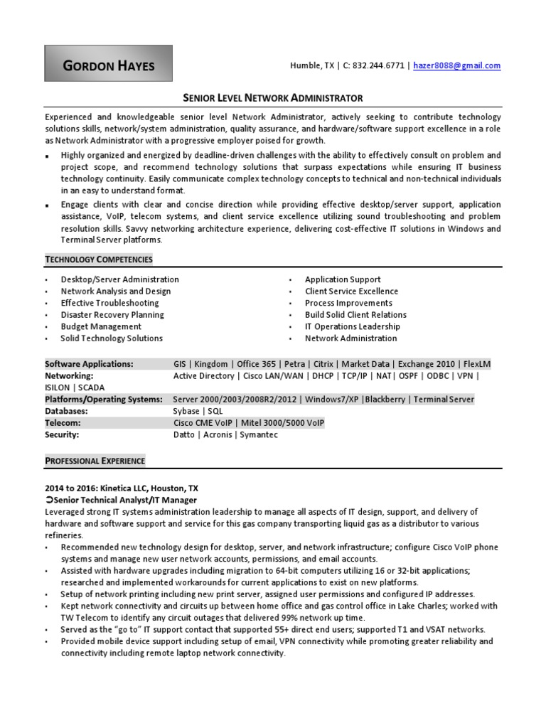 Download Operations Analyst Oil Energy in Houston TX Resume Anand ...