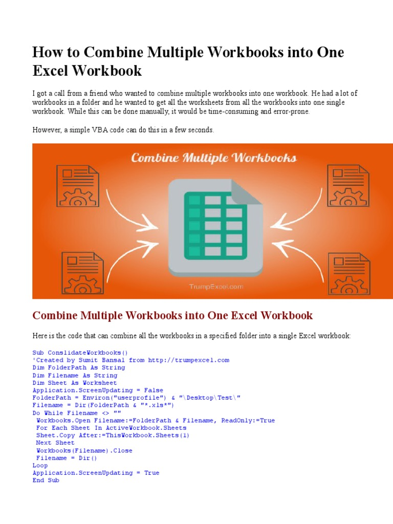 combine multiple excel worksheets into one Termolak – Excel Combine Multiple Worksheets