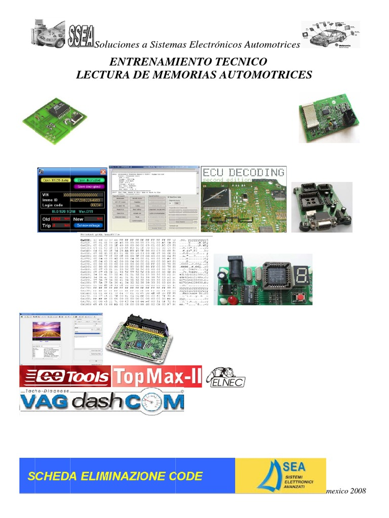 CURSO 2008 EPROMS - DocShare tips