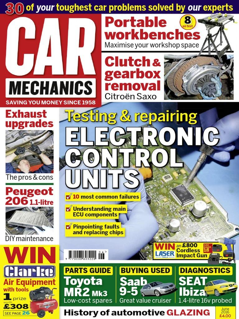 Car Mechanics June 2016pdf Peugeot Squab Wiring Diagram