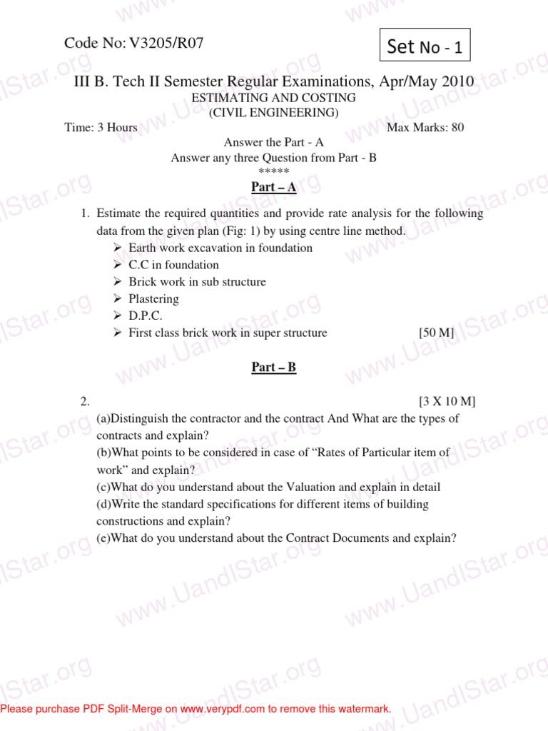 Download USACE 89 - Estimating Civil - DocShare tips