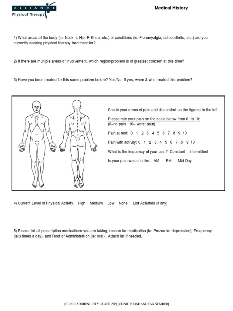 History of physical therapy - Medical History Alliance Physical Therapy