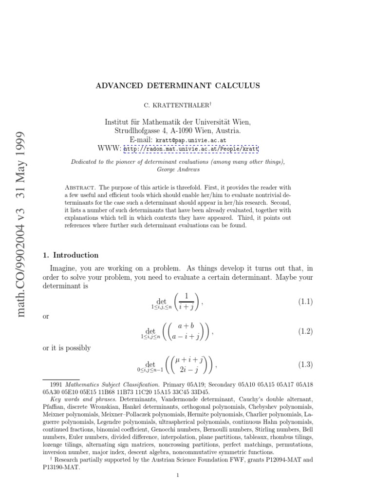 Download ebook mathematics applied advanced calculus docshare ebook pdf mathematics advanced determinant calculus fandeluxe Gallery