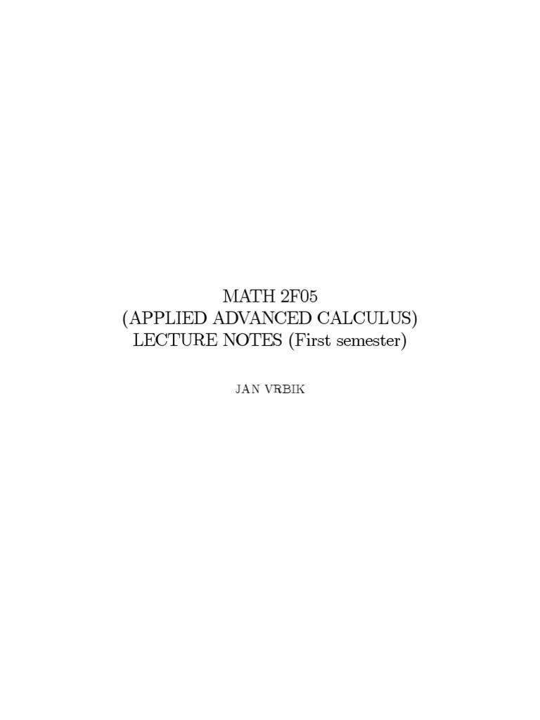 Download ebook mathematics applied advanced calculus docshare fandeluxe Gallery