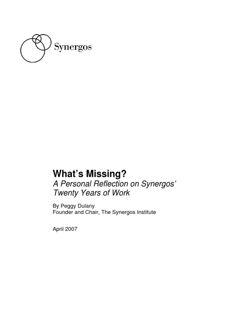 What s Missing  A Personal Reflection on Poverty Reduction Strategies After  Twenty Years with Synergos. Download Income and Poverty   DocShare tips