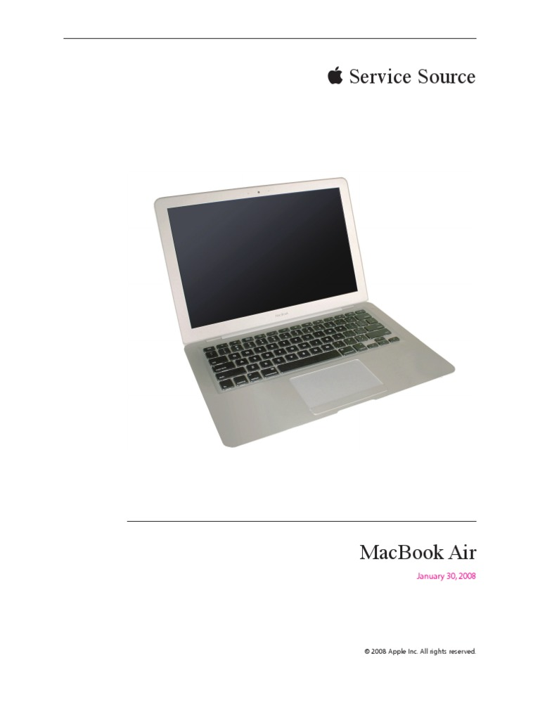 download apple macbook air service manual docshare tips rh docshare tips service manual macbook air MacBook Air External Microphone