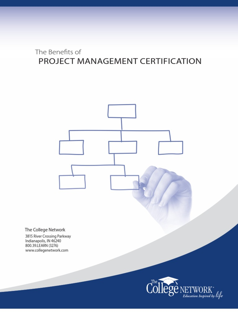 Project Management Certification Benefits Gallery - creative