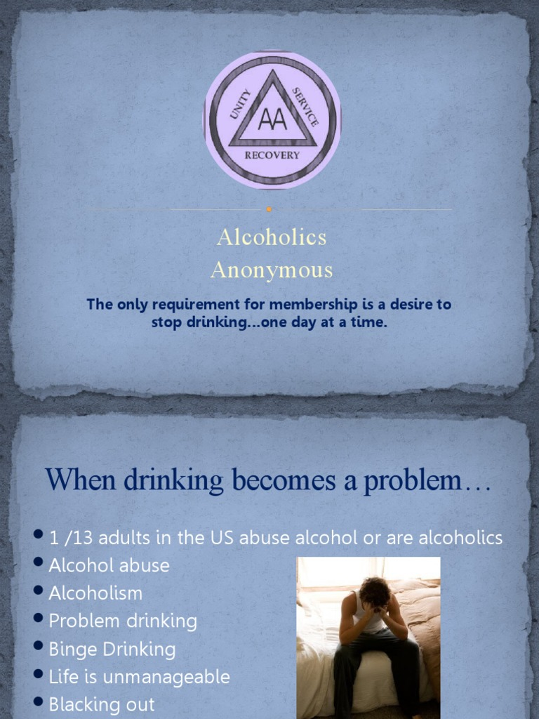 a critical analysis of becoming alcoholic alcoholics anonymous and the reality of alcoholism by davi One of the most known self-help groups is alcoholics anonymous also known as aa alcoholics anonymous (aa) is an international organization produced to assist alcoholics to recover and live alcohol free lives it was founded by bill wilson and robert holbrook smith in 1935.