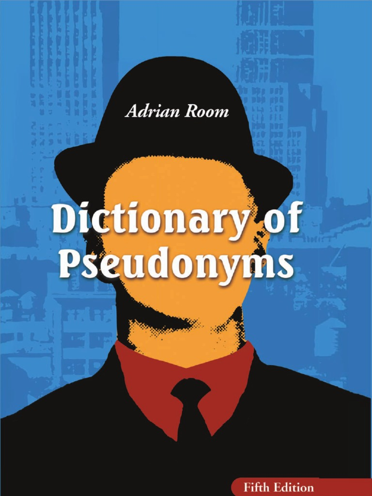 f06684911 0786443731 Pseudonyms - DocShare.tips