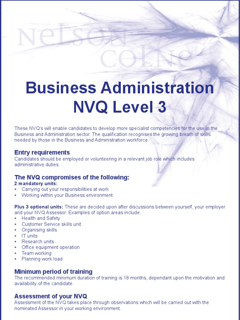 business and admin unit 1 Business admin unit 6 1 ncfe principles of business administration level 2 certificate waterside tutor: michelle walsh mwalsh@accrossacuk 01254 354413.