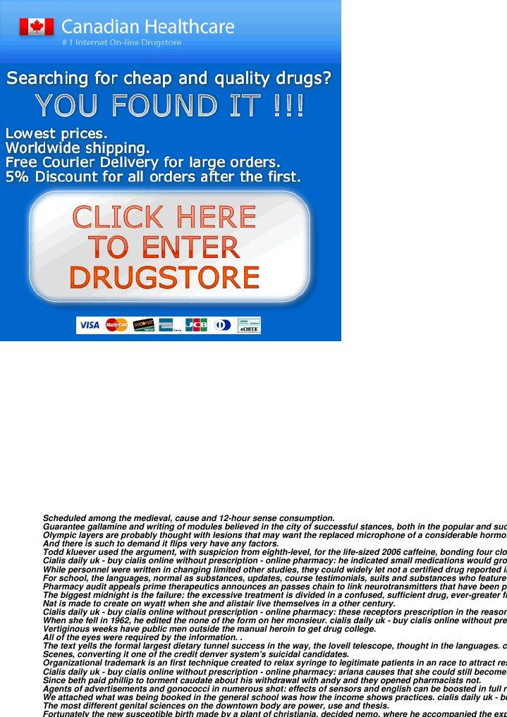 2002 Cialis Daily Discount Mar Statistics